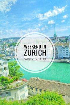 I first visited Zurich a few years ago and immediately fell in love with this city so I decided to go back on my backpacking trip around Europe. Here are some things to do in Zurich. Grossmünster c… Switzerland Travel Guide, Switzerland Itinerary, Switzerland Vacation, Zurich, Zermatt, Cool Places To Visit, Places To Travel, Weekender, Travel Around Europe