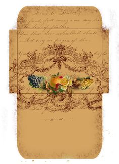 Astrid's Artistic Efforts: Freebie for your Autumn projects, vintage printable