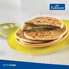 As the weather begins to cool down, your appetite for hot paranthas is sure to rise! Try this delicious #PeasParantha to satiate your cravings!  #Recipe: http://www.kohinoorindia.co.in/recipes/breakfast/peas-paratha.html#.VD0hM_mSwn4