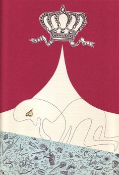Bohumil Stepan's illustrations for Gulliverovy Cesty (Gulliver's Travels),  Prague 1968