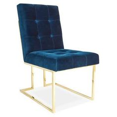 loove but too $$ Chairs - Goldfinger Dining Chair