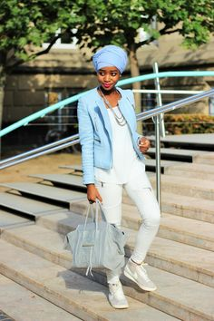 Ami Coco: HOW TO STYLE A KHAKI ON KHAKI LOOK WITH AIR MAX 95