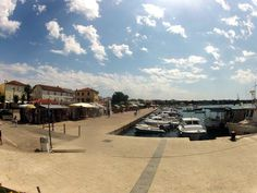 Novalja Hafen #Zrce #Novalja #Pag #Kroatien #Croatia #Adria #Island #Beach #Sun #Happy #Clubbing #Party http://zrce.eu