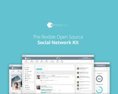 HumHub is a free social network software and framework built to give you the tools to make teamwork easy and successful.