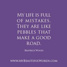 My Beautiful Words.: The Good Road...