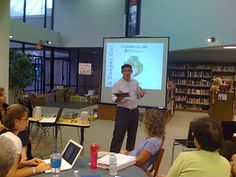 re-thinking faculty meetings, a lot of great thoughts in this blog post.