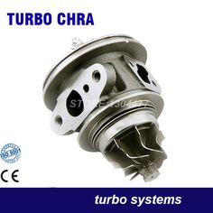 94.40$  Buy now - http://alijxi.worldwells.pw/go.php?t=32790628344 - Turbocharger Turbo Cartridge CHRA CT12 17201-64050 17201 64050 1720164050 For TOYOTA TownAce Town Ace Lite Ace 2C-T 2CT 2C 2.0L