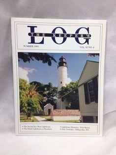 The Keeper's Log US Lighthouse Society Magazine Summer 1995