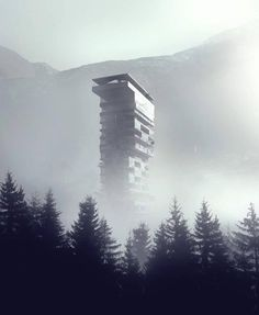 Hotel 7132 . Vals    Jensen and Skodvin architects  . renders: © MIR   Invited competition. Shortlisted entry.