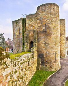 Tonbridge Castle--Kent, England
