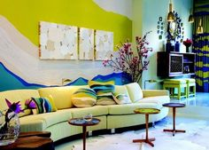 Best Interior Designers | Amy Lau | see more inspiring articles http://www.delightfull.eu/en/inspirations/