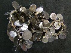 Lose Tribal Münzen 10 Stk. 4,50 € 50 Stk. 20 € 100 Stk. 36 € 200 Stk. 65 €