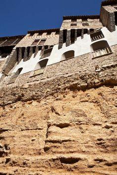 Tarazona Monumental juderia casas colgadas
