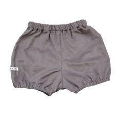 Grey Cord Baby Pumphose für Jungen und Mädchen, Baby Baby Shorts Unisex Baby Hose, Baby-Junge-Mädchen-Outfit, neugeborenes Baby-Geschenk