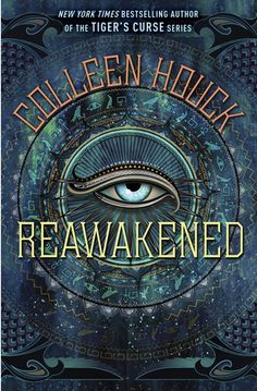 YA Book Review: Reawakened and the Adventure with a Mummy by Colleen Houck. I'd recommend this if you enjoy learning about some mythology and like adventure, magic/spells, and some romance thrown in. Genres - Adventure, Fantasy, Magic, Mythology, Romance, Young Adult - Series - 4 Stars. Click through to my blog to read the full review!