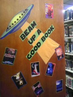 Teen Read Week Display at Marion County Public Library (WV)