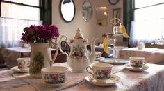 Soho's Secret Tea Room for Afternoon Tea
