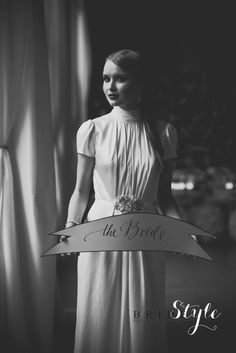 Bride board by HELLO calligraphy .Małgosia Małecka. for BRIDELLE photo by Ewa Lena Brzozowska