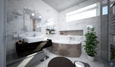Návrhy a 3D vizualizácie kúpeľní | Tarchi Bratislava