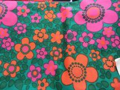 backsippa vintage swedish fabric, designed by Mona Bjork