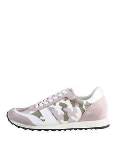 Sneaker donna Viola TRUSSARDI JEANS - Autunno Inverno - titalola.com