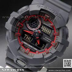 Casio G-Shock Analog Digital Super illuminator Sport Watch Casio G Shock Watches, Sport Watches, Casio Watch, Dream Watches, Cool Watches, Watches For Men, Casio Vintage, 200m, Clock