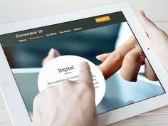 Mobile responsive website design and development for December 19.