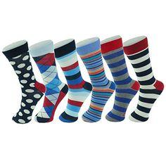 Alpine Swiss Men's Cotton 6 Pack Dress Socks Striped & Ar... https://www.amazon.com/dp/B01MCWTV8A/ref=cm_sw_r_pi_dp_U_x_CFqaBbF8XKYJT