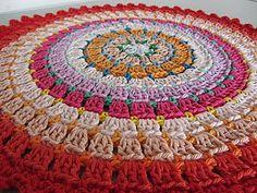 Rosetta - free crochet pattern