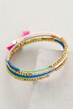 Jane Wire Wrap Bracelet - anthropologie.com #anthrofave