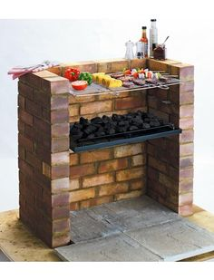 Buy Built-in Charcoal BBQ at Argos.co.uk, visit Argos.co.uk to shop online for Barbecues, Barbecues, tools, covers and fuel, Barbecues and garden heating, Home and garden
