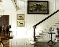 Classic, Traditional Staircase, New York
