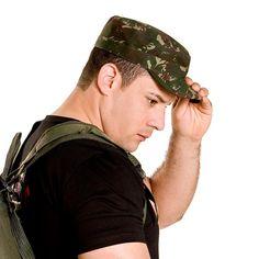 Gorro Camuflado Pala Dura Padrão Exército - Boné   Chapéu - América Tático  Aventura Artigos Militares Aventura Esportes Radicais e Camping. b18a32f81d9