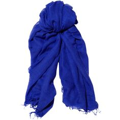 Chan Luu Cashmere and silk-blend scarf ($195) ❤ liked on Polyvore