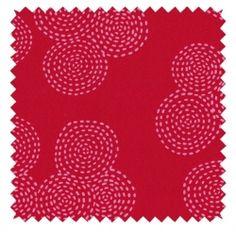 Tissu stich circle berry