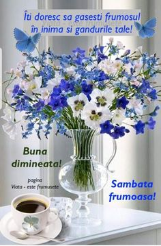 God Prayer, Glass Vase, Prayers, Day, Home Decor, Motivation, Good Morning, Decoration Home, Room Decor