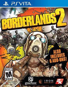 Borderlands 2 (Sony PlayStation PS Vita, 2012)