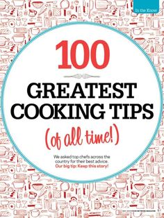 <i>Food Network Magazine asked top chefs across the country for their best advice.</i>