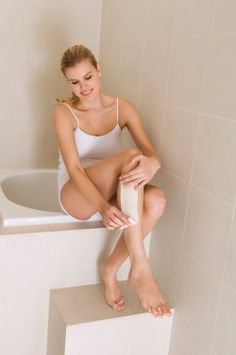 10 Things No One Ever Tells You About: Waxing at Home | Beauty High - save yourself the hassle and book in with a Perron Rigot waxer!