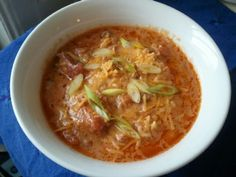 Here's a fun take on typical #enchiladas--#slowcooker enchilada #stew! #SplitThePot