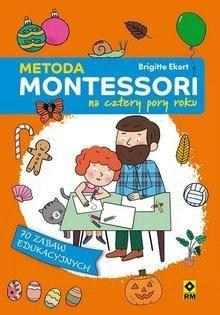 Metoda Montessori Na Cztery Pory Roku Brigitte Ekert Opinie I Ceny Sklep Internetowy Allegro P Montessori Education Children S Book Illustration Montessori