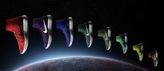 ナイキ究極のフィット感を叶える未来型ランニングシューズ