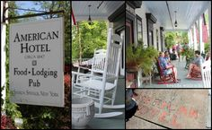 Beek Week(end) Part 1 {town wide festival and the new Beekman 1802 Mercantile}