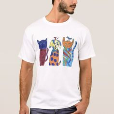 Shop Summer Haddaway T-Shirt created by hearsthounds. Personalize it with photos & text or purchase as is! 4th Grade Art, Shirt Designs, Summer, Mens Tops, T Shirt, Animals, Animales, Summer Time, Tee