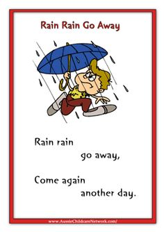 My feelings of this lovely rain. We will need this in July and August and won't get it.