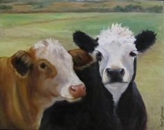 Two Cows - Friends Forever