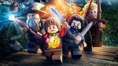 Lego The Hobbit is more like Lego Oceans Eleven inthis excellent trailer - Lego The Hobbit just might be the film that the overlong, barrel-scraping but still pretty damned enjoyable movies should have been - at least based on the evidence of this latest Lego Le Hobbit, The Hobbit Game, Lego Wallpaper, 4k Wallpaper For Mobile, Legos, Playstation, Xbox 360, Nintendo, Game Keys