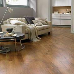 Natural Oak Effect Vinyl Flooring