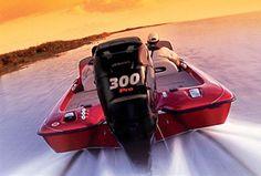 The high-performance Pro FourStroke. Mercury Motors, Flat Bottom Boats, Mercury Marine, Boat Engine, Mercury Outboard, Float Your Boat, Bass Boat, Bowfishing, Boat Stuff