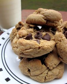 Big-and-Chewy-Light-Chocolate-Chip-Cookies
